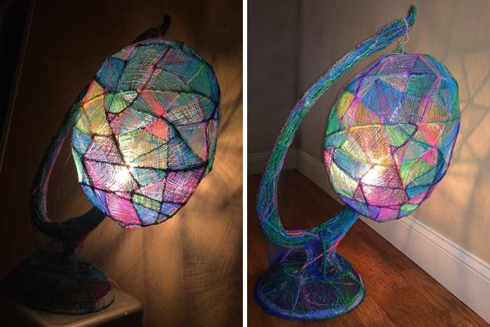 3Doodled Lamp