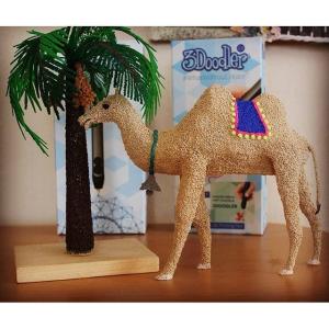 Esra Oguz 3Doodler Camel