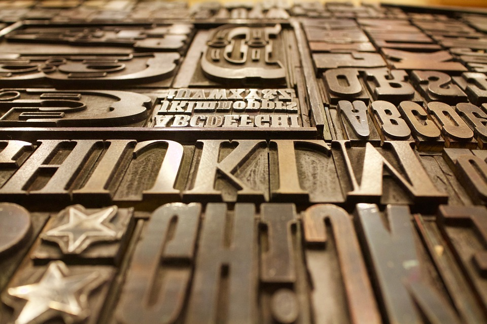 What's in a Word_Printing Plate