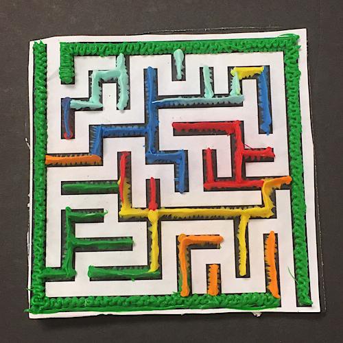 STEM: Doodle Maze - The 3Doodler EDU